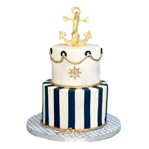 nautical cake 1 13