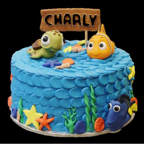 cake nemo 7 7