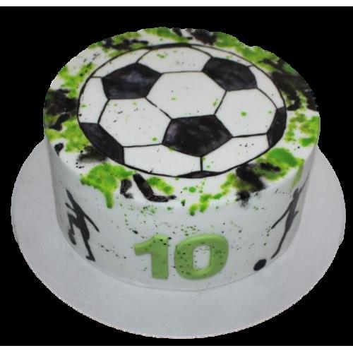 football cake 12 13