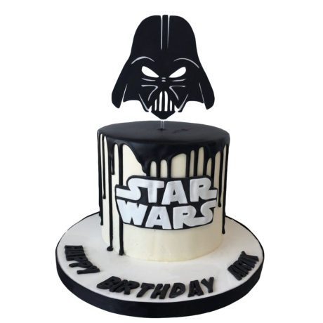 star wars cake 15 6