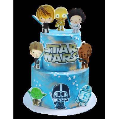 Star wars cake 5