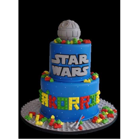lego star wars cake 6
