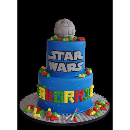 lego star wars cake 7