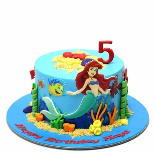 ariel cake 6 7