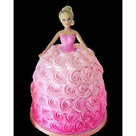 barbie cake 11 12