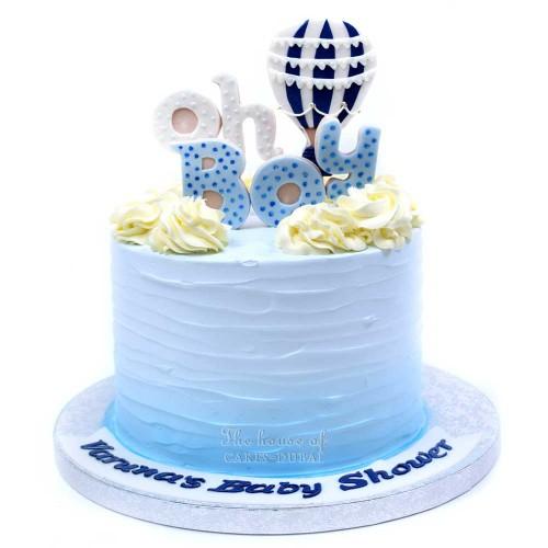 baby shower cake 12 7