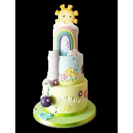 baby tv cake 2 6