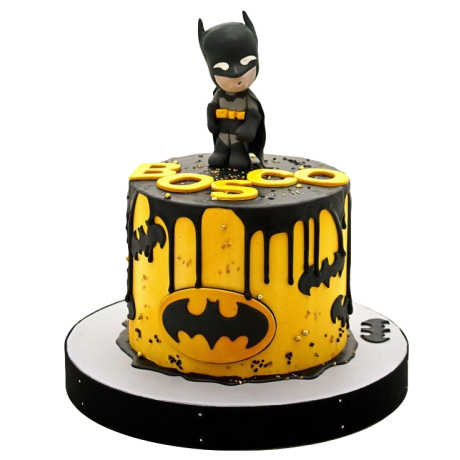 batman cake 6 6