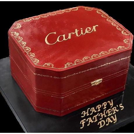 cartier box cake 2 6