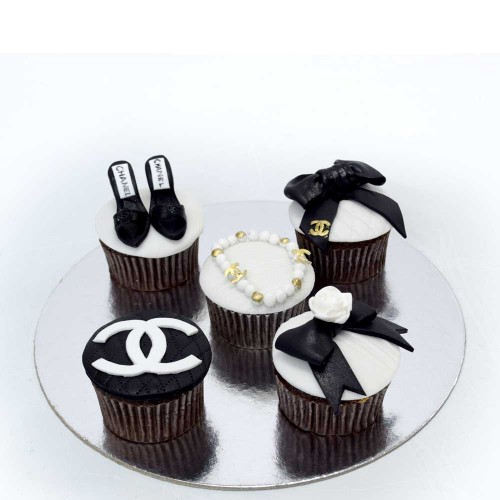 chanel cupcakes 4 9