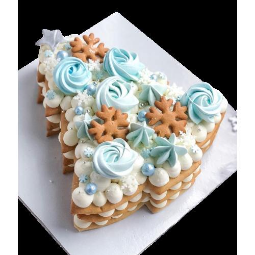 christmas tree cake 2 7