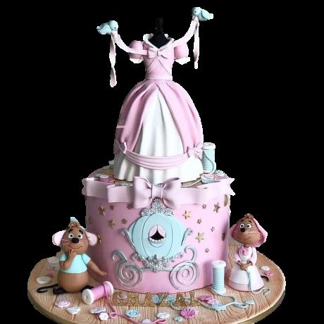 cinderella cake 10 6