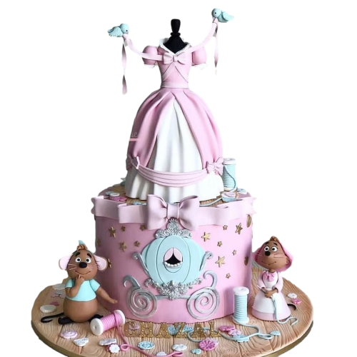 cinderella cake 10 7