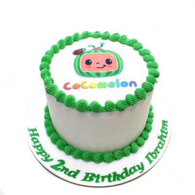 Cocomelon Cake 4
