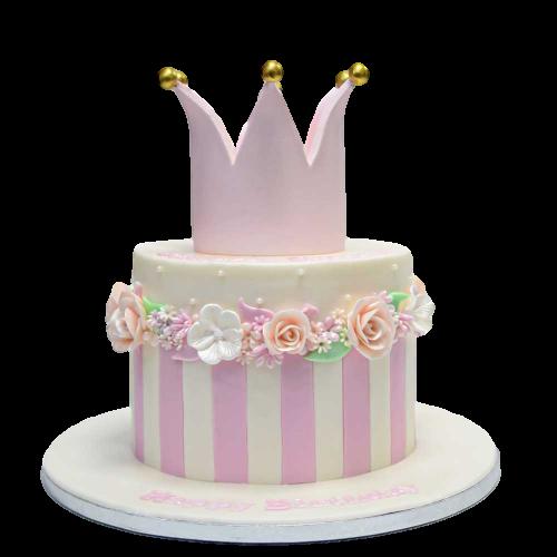 crown cake 18 8