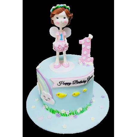 cute fairy cake 7 6