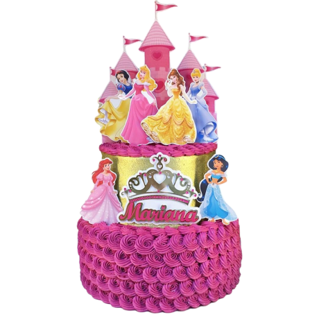 princesses cake 22 6