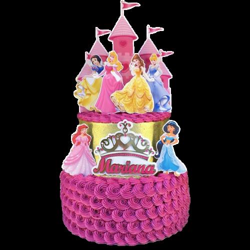 princesses cake 22 7