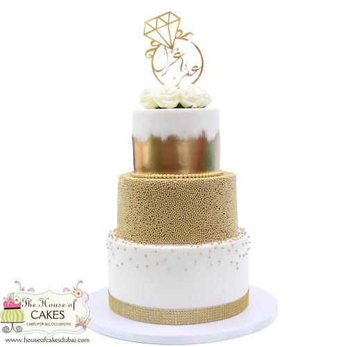 engagement ring cake 1 7