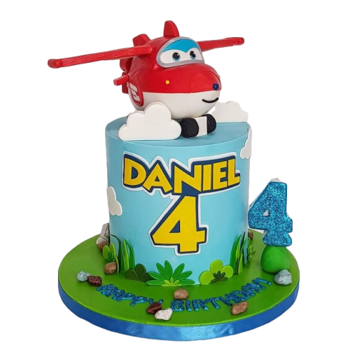 cake dusty 8