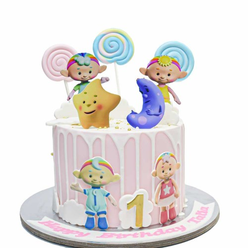 first birthday cake 9 13