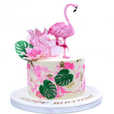 flamingo cake 1 6