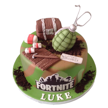 fortnite cake 1 6