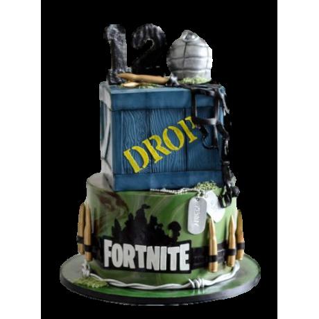 fortnite cake 12 6