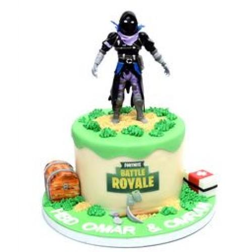 fortnite cake 5 8