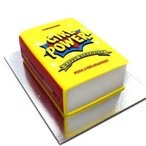 girl power cake 13