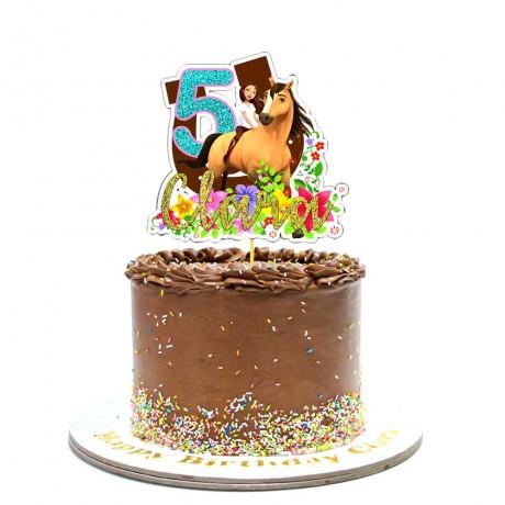 horse cake 4 6