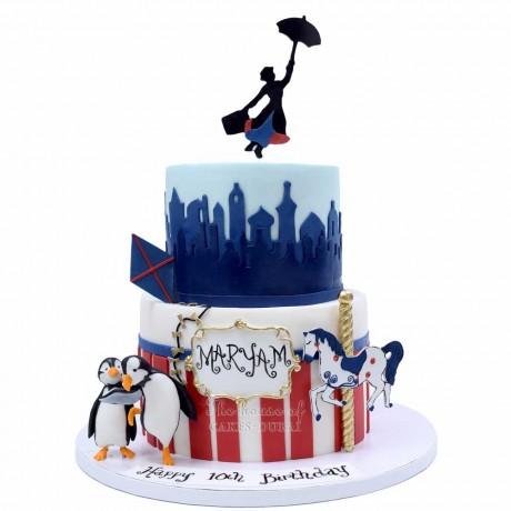 mary poppins cake 6