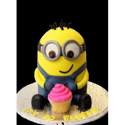 Minions cake 2