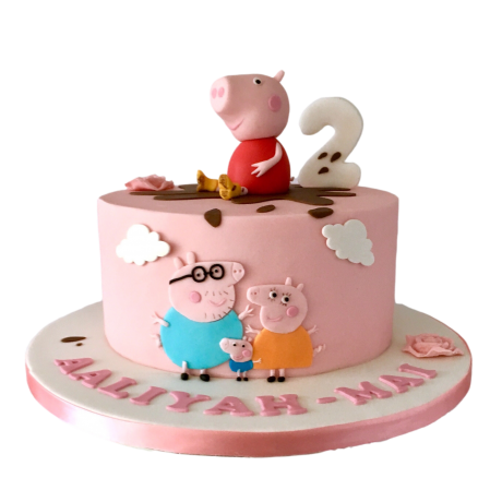 peppa pig cake 15 6