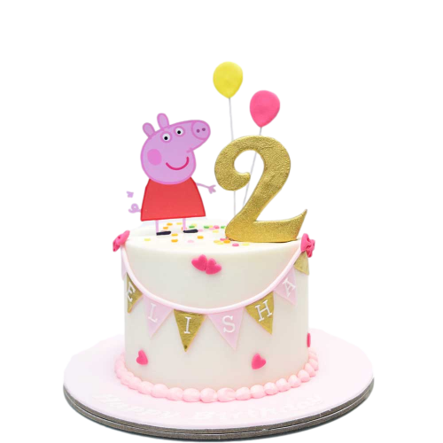 Peppa Pig Cake 22