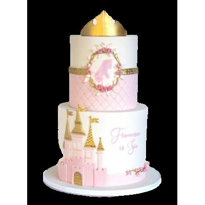 Princesses cake 21