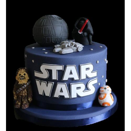 Star wars cake 1