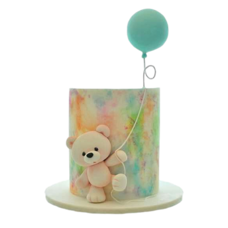 teddy bear cake 6 6