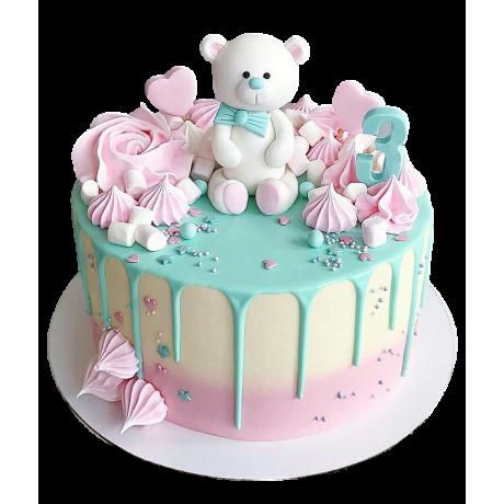 teddy bear cake 5 6