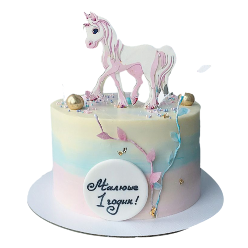 cute unicorn cake 21 7