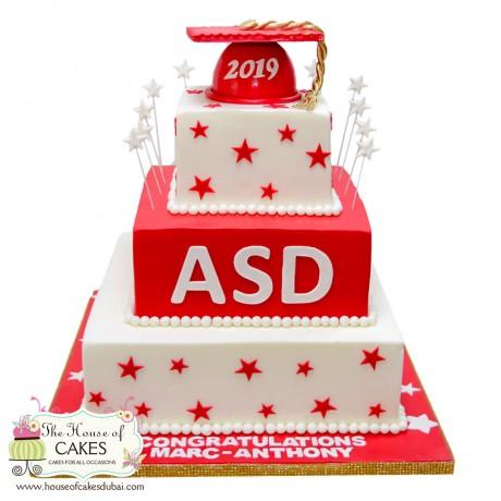 graduation cake 51 6