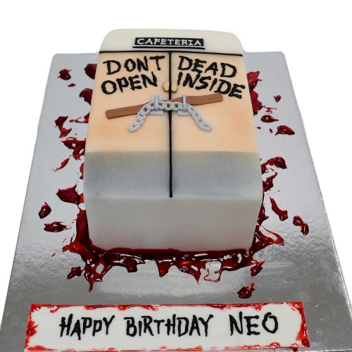walking dead cake 2 7