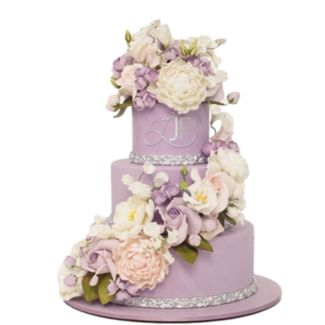 amazing flowers cake 2 6