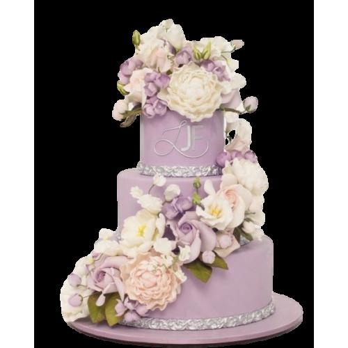 amazing flowers cake 2 7