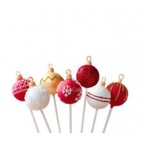 christmas cake pops 6