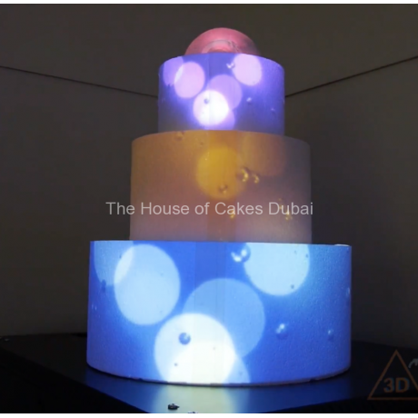 3d mapping on cake 2 6