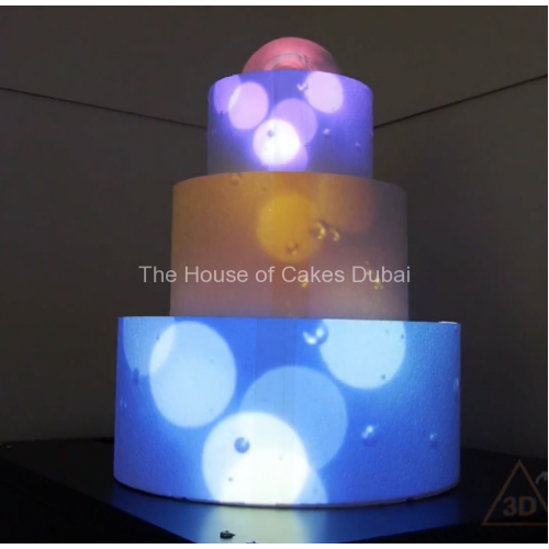 3d mapping on cake 2 7
