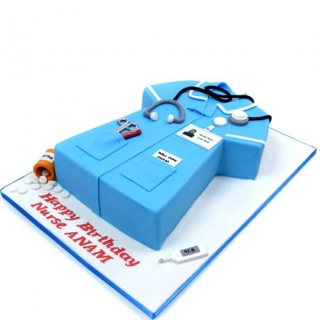 cake for nurse 7