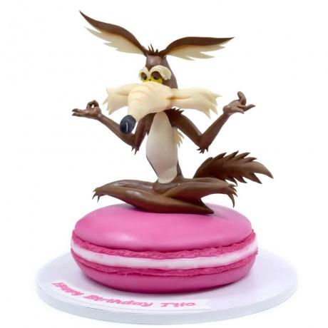 wile e. coyote cake 6