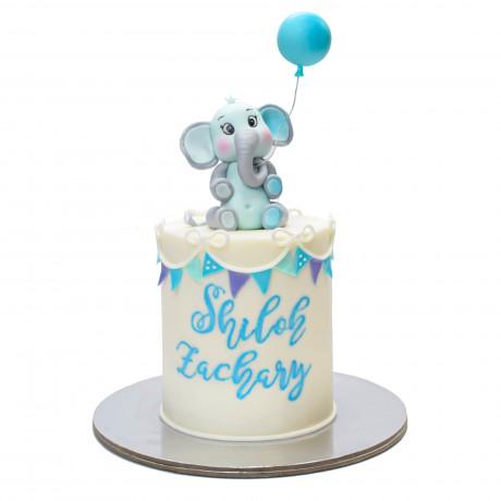 cute elephant cake 4 6